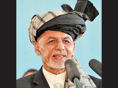 'Ghani fled with 4 cars, chopper full of cash'