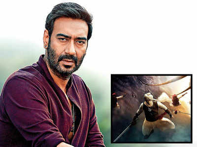 Ajay Devgn turns 50 this year; celebrates it with 100th film, Tanhaji