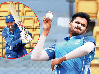 Vijay Hazare Trophy: Karnataka, Gujarat storm into the finals