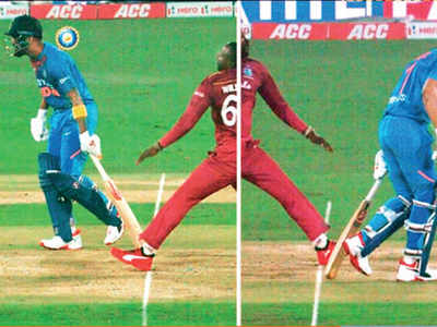 India vs West Indies: Auto no-ball, via 300 frames in a second