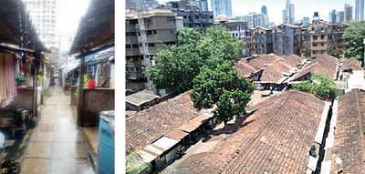 Mumbai: Residents of old Chikhalwadi battle builder over chawl redevelopment