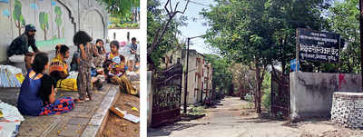 Only 7 beggars taken off the roads in a year
