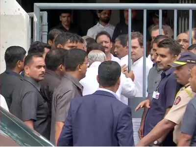 RSS defamation case: Rahul Gandhi pleads not guilty in court, says enjoying the fight
