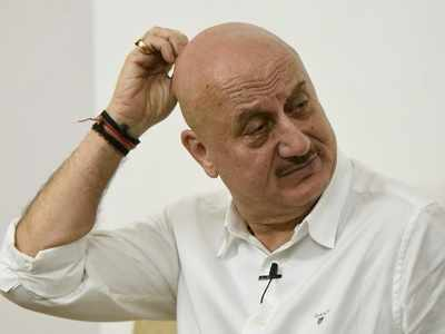 Anupam Kher says Kashmir Solution has begun, faces backlash on Twitter