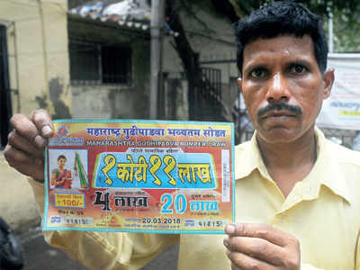 Mumbai: Vegetable vendor wins Rs 1.11 cr, but ticket turns out to be fake