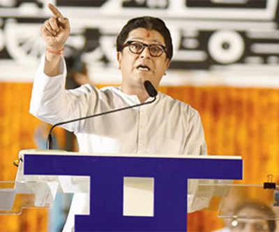 Raj rakes up emotional pitch from letter he wrote while quitting Shiv Sena