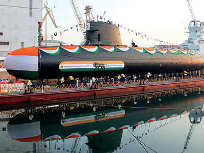 Govt seeking to favour Adanis in Rs 45,000 cr submarine deal: Cong