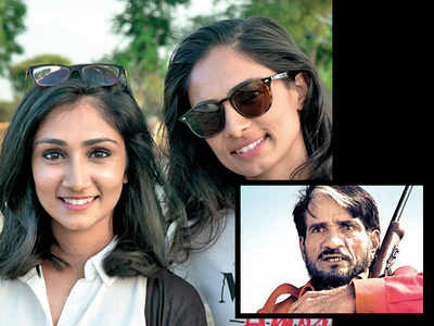 Mac Mohan's daughters Manjari and Vinati enter Bollywood with India's first film on skateboarding