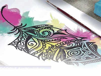 PLAN AHEAD: Learn doodle art