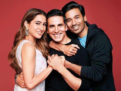 Double dose of Sara Ali Khan for Akshay Kumar and Dhanush in Atrangi Re
