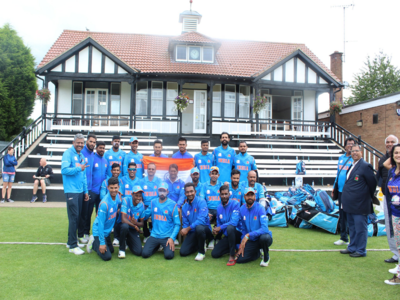 India beat England by 36 runs to lift T20 Physical Disability World Cricket Series