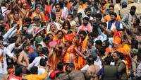 Kumbh Mela: 1,701 people test Covid-19 positive between April 10-14