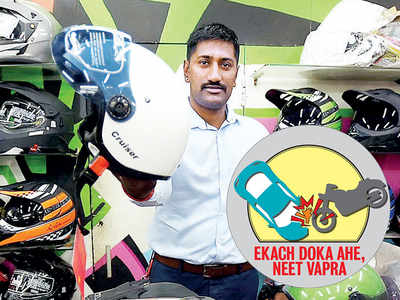 No shortcuts to safety, say helmet specialists