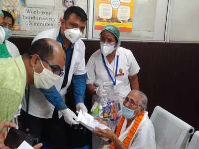 100-year-old woman defeats coronavirus in Assam
