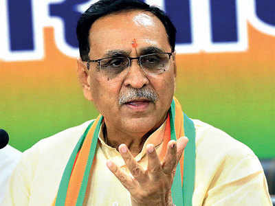 CM Vijay Rupani offers Rs 14,000 crore to make Gujarat atmanirbhar