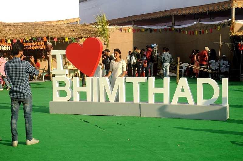 Empowering women at Bhimthadi Jatra