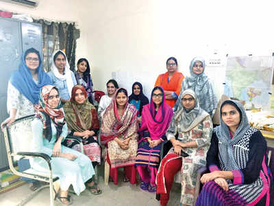 Giving wings to a dream: Muslim IAS aspirants are being coached for free at Haj House
