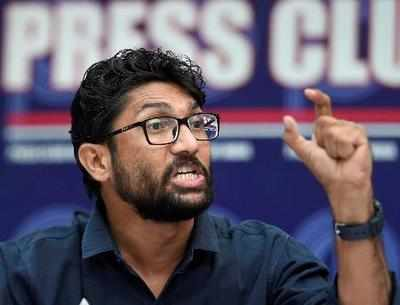 Gujarat Assembly Elections 2017 Results: A win for debutant Jignesh Mevani and advice from Hardik Patel