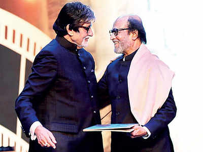 IFFI 2019: Actor of opening film cut short mid-speech as soon as Amitabh Bachchan makes an entry