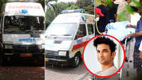 SSR's legs were bent: Ambulance attendant