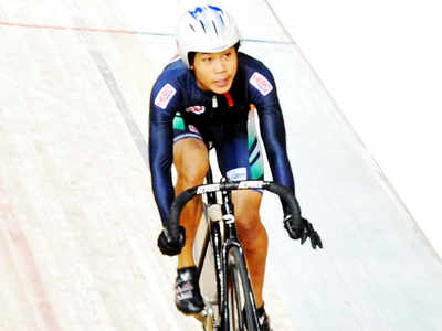 Chasing Olympic dream, cyclist Deborah Herold has not seen parents in four years