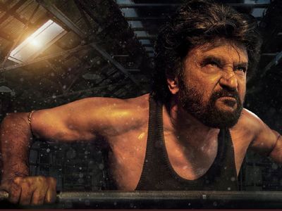 Darbar poster: Rajinikanth impresses fans with his intense look