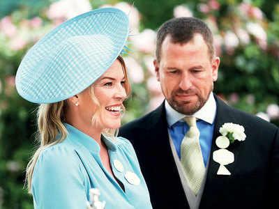 UK queen's grandson, wife to divorce