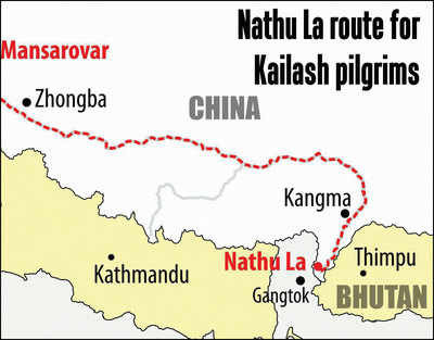 Image result for doklam map