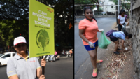 World Environment Day: Puneites take the front line and raise awareness against pollution