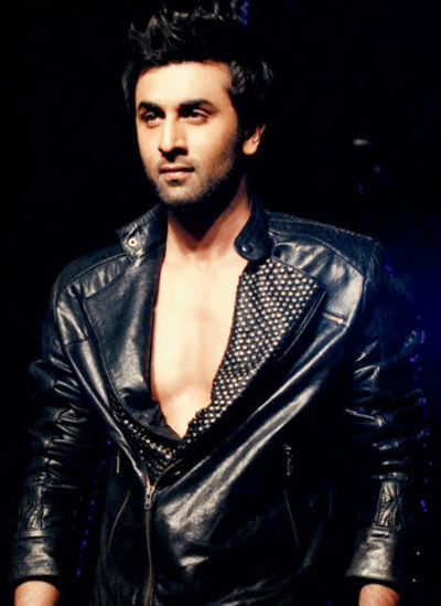 Ranbir turns superhero