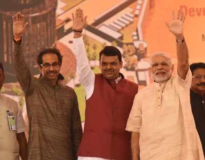 Uddhav Thackeray and Narendra Modi to share stage after 28 months