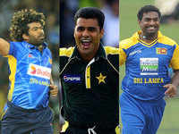 Top five: Most five-wicket hauls in ODIs