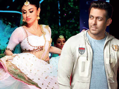 Mouni Roy's opening act for Salman Khan's Nach Baliye 9