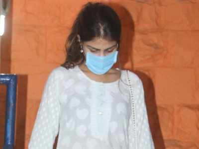 Rhea Chakraborty requests exemption from appearing before ED today