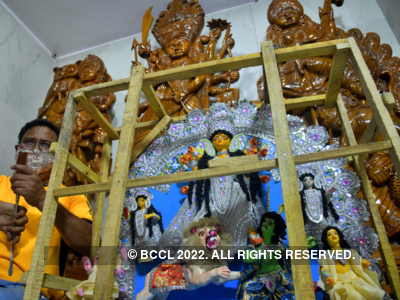 Mumbai: Durga Puja pandals pledge to obey COVID-19 norms