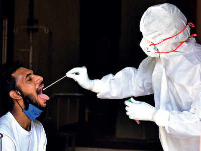 In Navi Mumbai, swab test results in 24-30 hours
