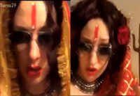 Another funny dubsmash video on Radhe Maa