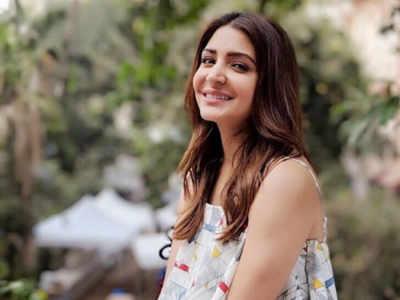 All eyes on Anushka Sharma