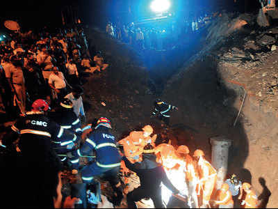 Revenue officials to survey all sites within PCMC limits to avoid tragedies like the Dapodi cave-in