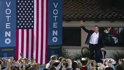 Californians to decide fate of governor Gavin Newsom