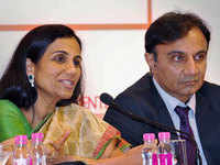 Chanda Kochhar quits ICICI Bank; Sandeep Bakhshi appointed CEO