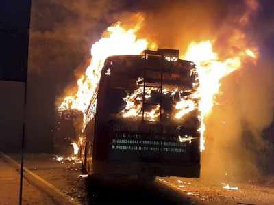 Uttar Pradesh bus accident: PM Narendra Modi, Rahul Gandhi condole deaths of 20 people