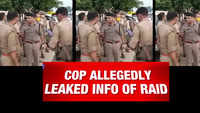 Kanpur encounter: Cop suspected of leaking information of raid to Vikas Dubey suspended