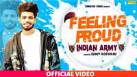 Latest Haryanvi Song 'Feeling Proud Indian Aarmi' Sung By Sumit Goswami