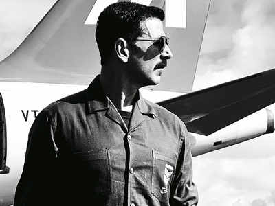 Akshay Kumar is on a mission to rescue 212 Indians on board a hijacked plane in Bellbottom