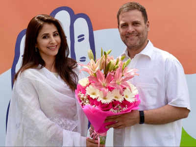 Will Urmila Matondkar be Congress candidate from Mumbai North?