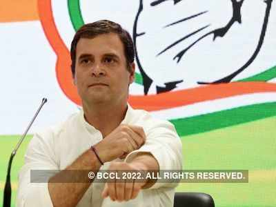 Rahul Gandhi may offer to resign in Congress Working Committee meeting on Saturday