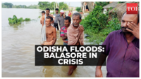 Odisha floods: Villagers scramble in flood-hit Balasore