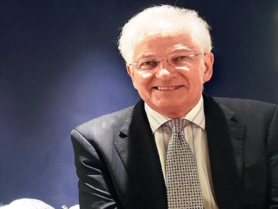 The great England stylist David Gower, on his new pursuits and old indulgences