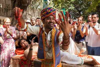 Dhanush's The Extraordinary Journey Of The Fakir gets a release date